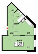 Квартира №15