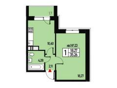 Квартира №23
