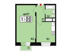 Квартира №7