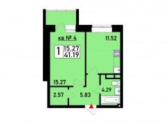 Квартира №4