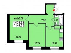 Квартира №29