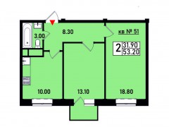 Квартира №51