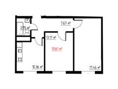 Квартира №46