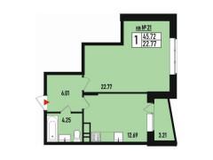 Квартира №21