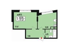 Квартира №11