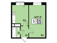 Квартира №25