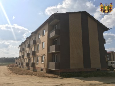 Дом №35 секция 1