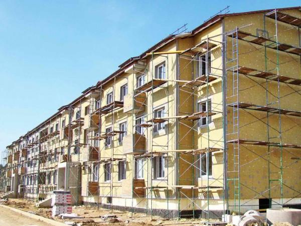 Шесть корпусов ЖК «Борисоглебское» достроят в срок