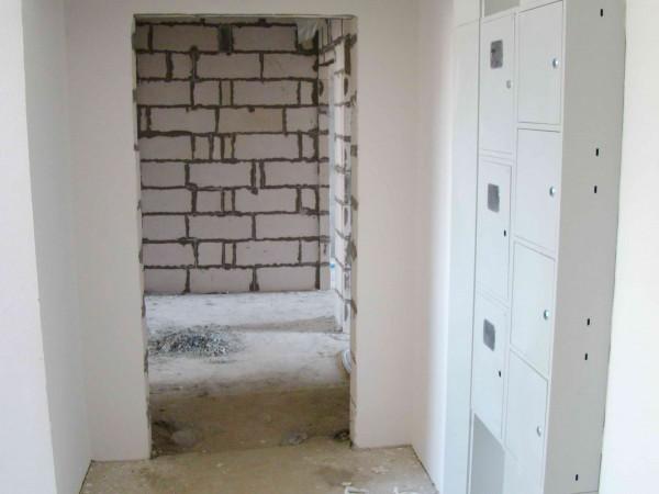 Ход строительства (дом 206 А1)
