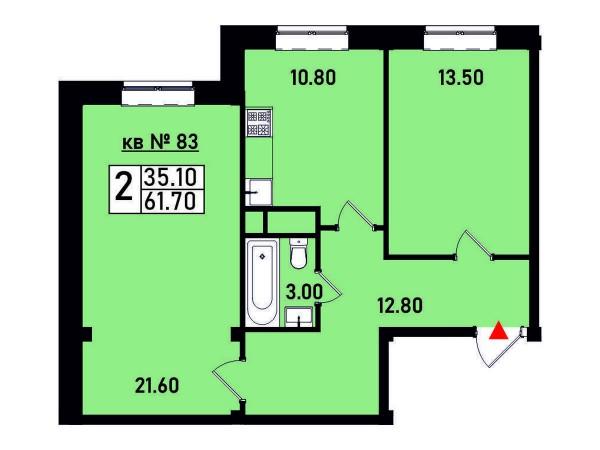 Квартира №83