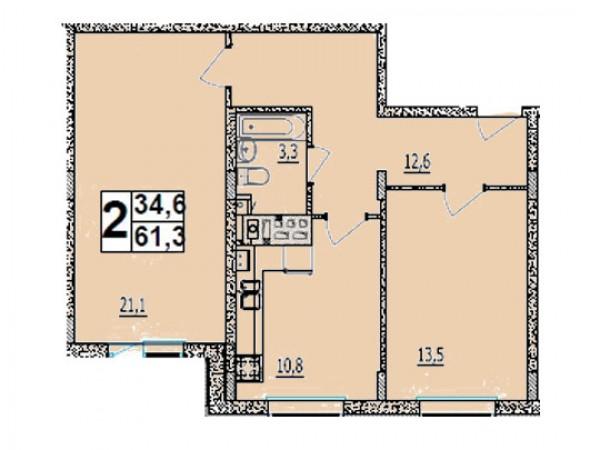 Квартира №18