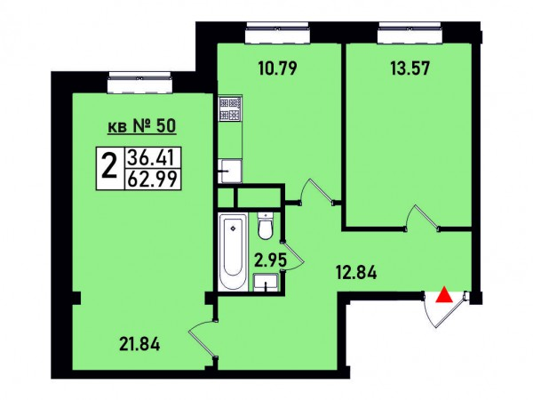 Квартира №50