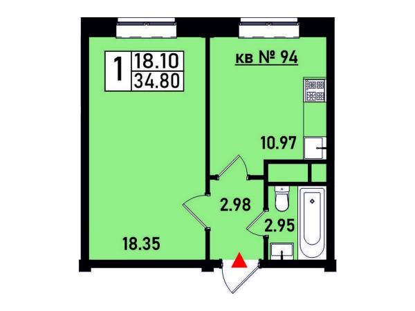 Квартира №94