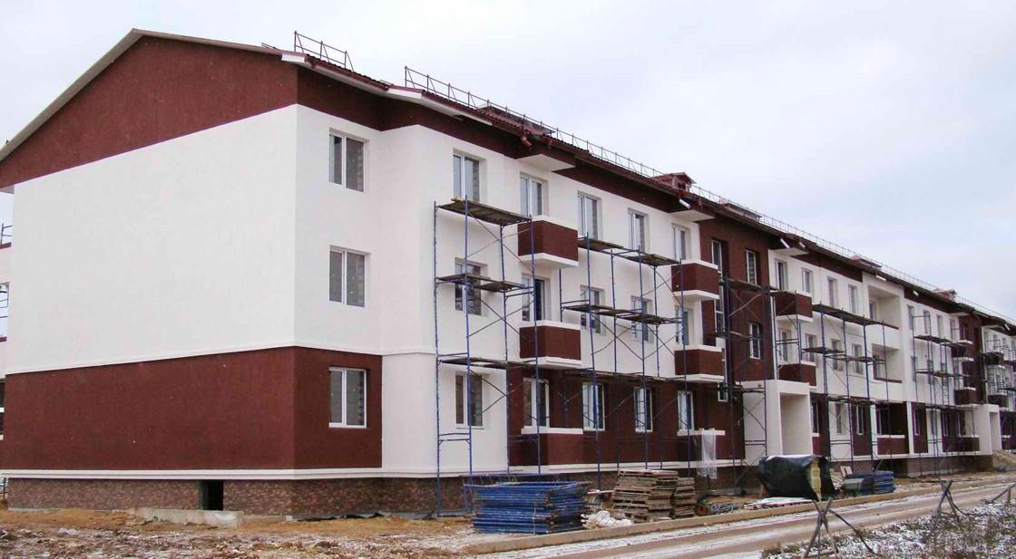 Дом №23 секция 1