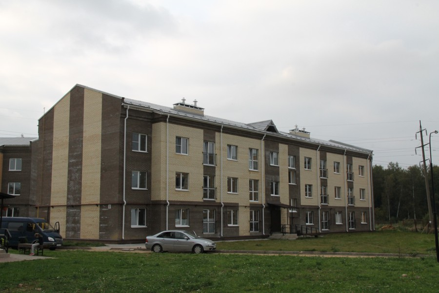 Дом №175 секция 1