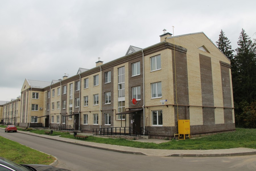 Дом №195 секция 2