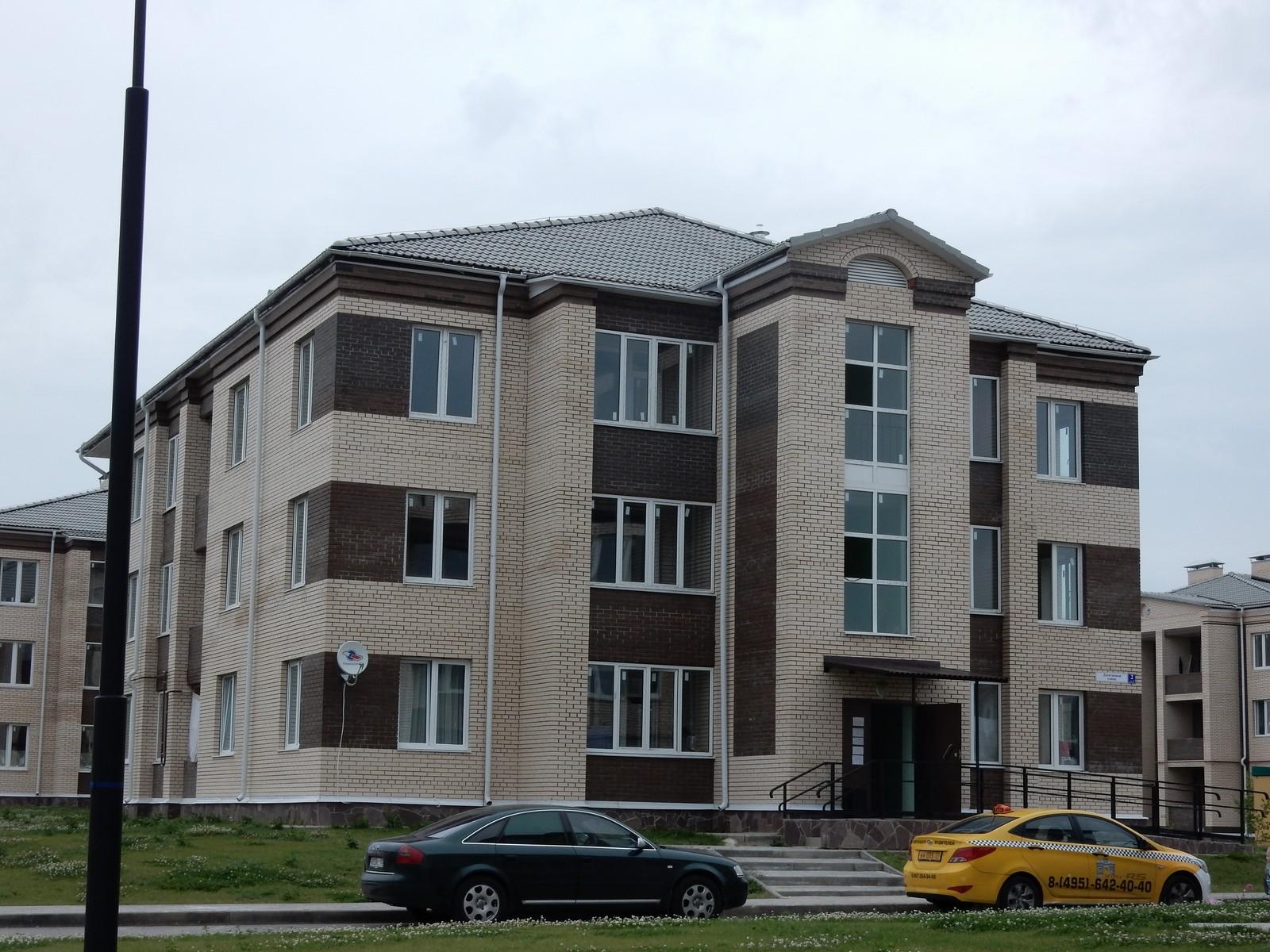 Дом №142 секция 1