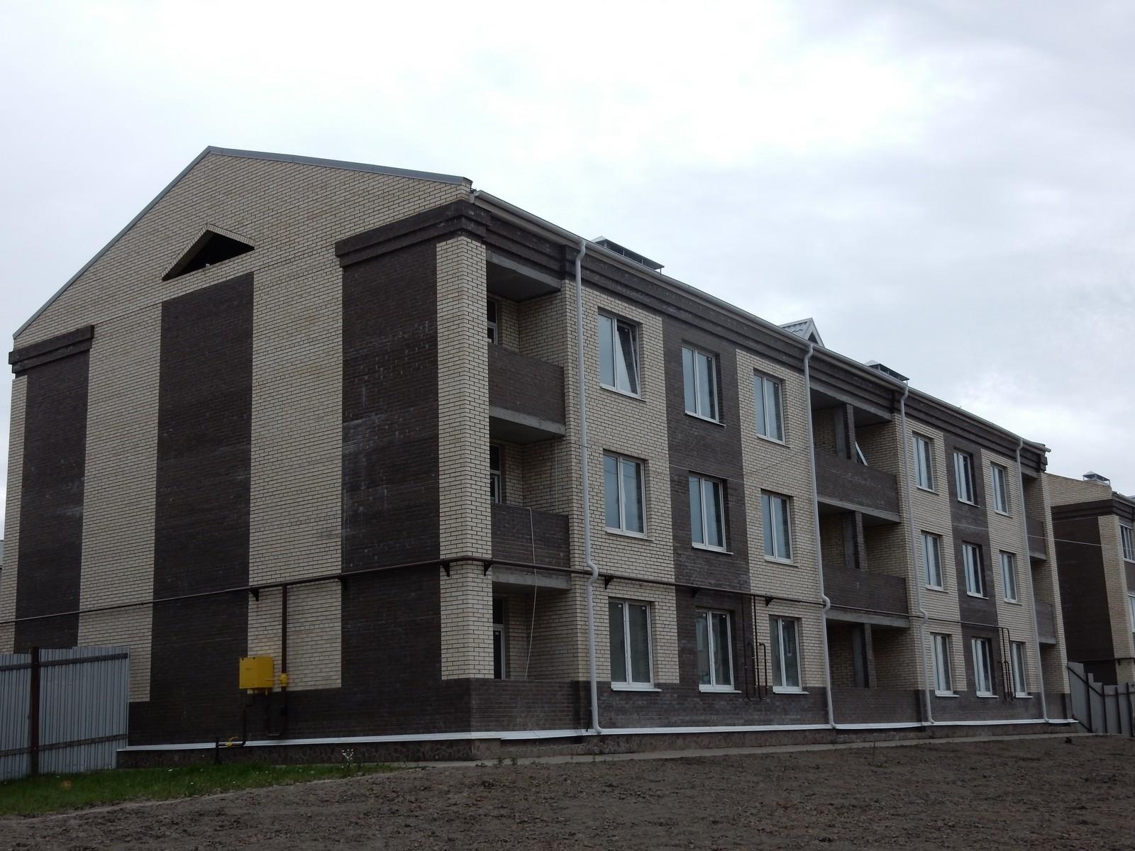 Дом №197 секция 1