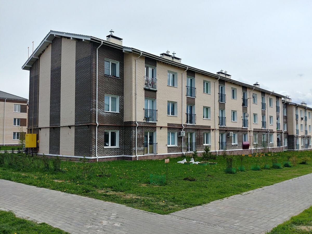 Дом №140 секция 3