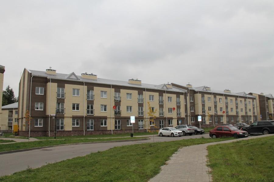Дом №201 секция 1