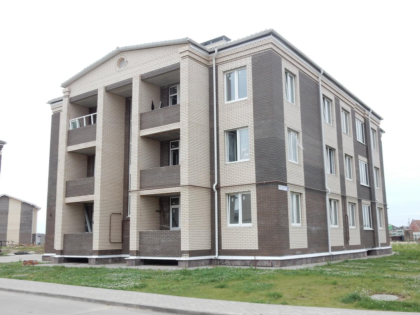 Дом №145 секция 1