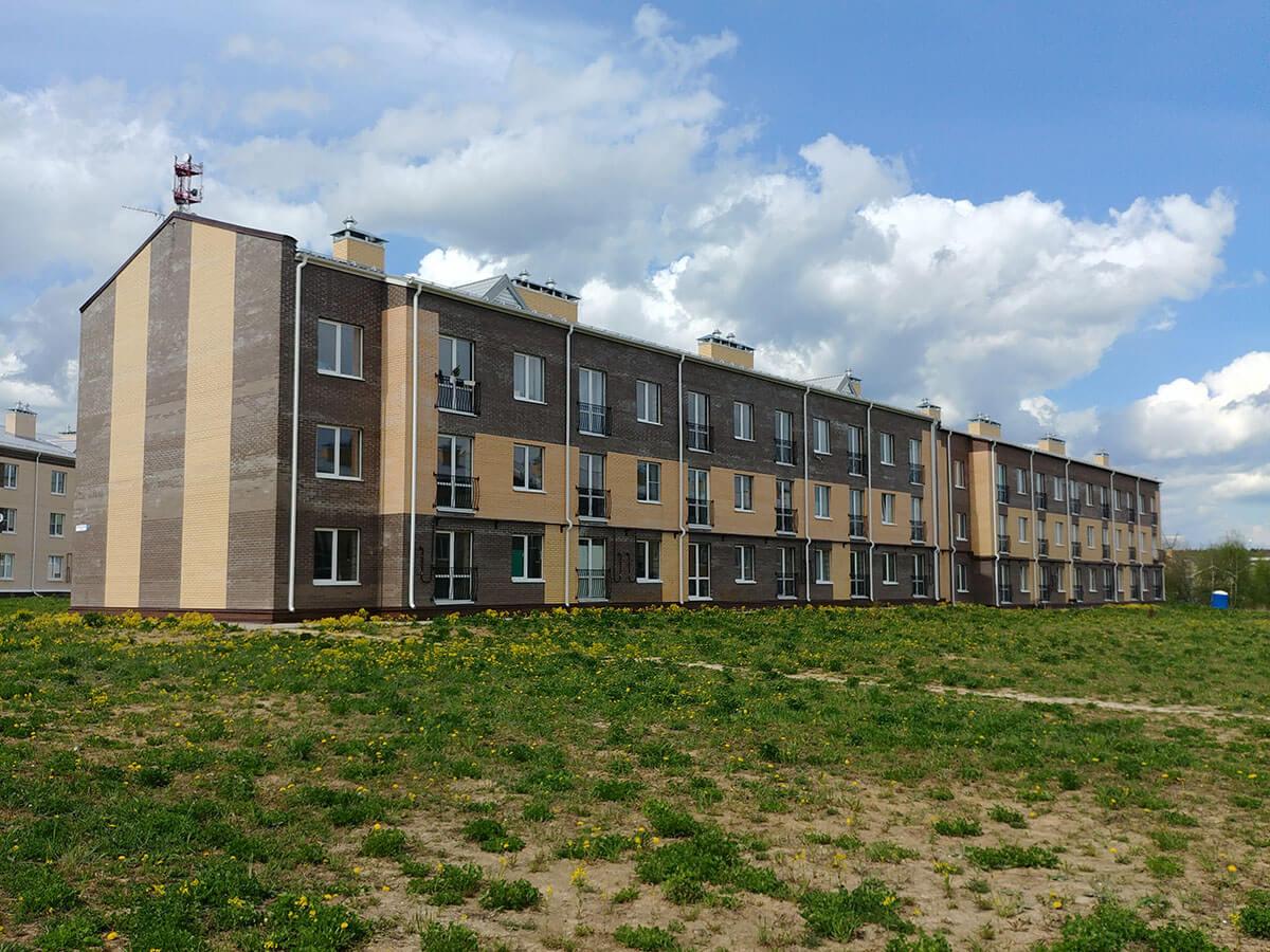 Дом №160 секция 2