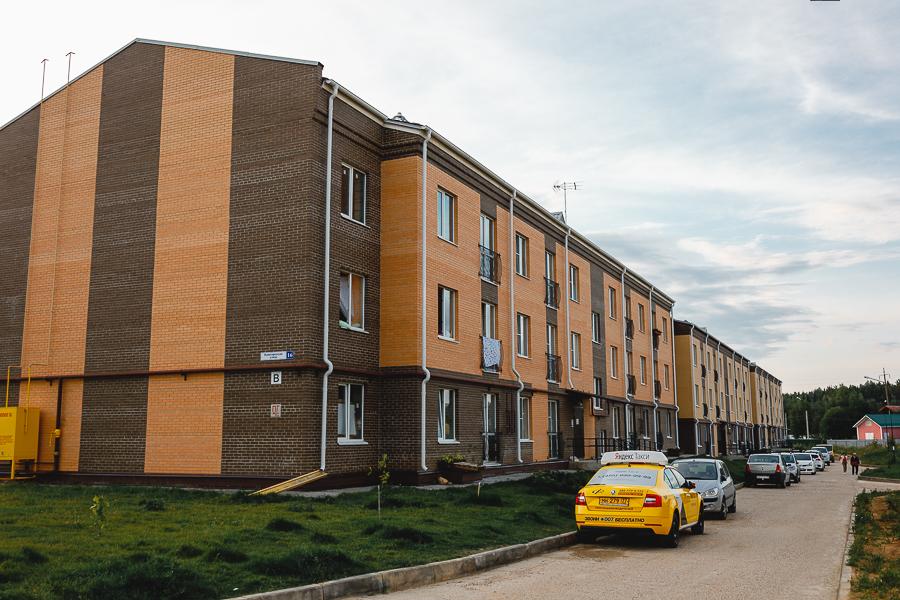 Дом №163 секция 3