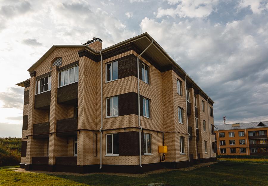 Дом №205 секция 1